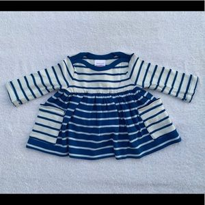 Hanna Andersson Dress Size 50cm (0-3 Months) NWT